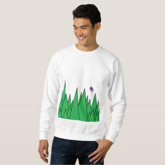 Sweatshirt Forêt laide de Noël (plus la fée de prune de