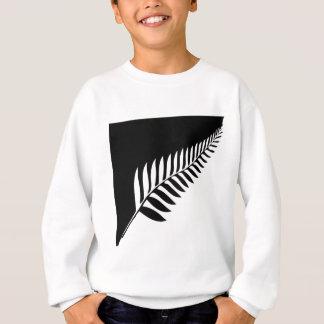 Sweatshirt Fougère argentée de la Nouvelle Zélande