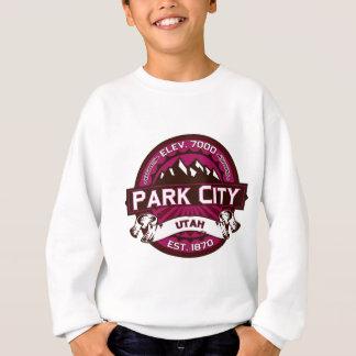 Sweatshirt Framboise de Park City