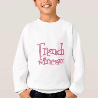 Sweatshirt Français Wineaux