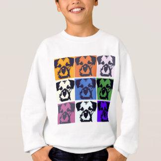 Sweatshirt Frontière Terrier