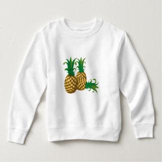 Sweatshirt fruit de trois ananas