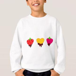 Sweatshirt Fruits de chocolat