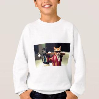 Sweatshirt Funny cat