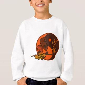 Sweatshirt fureur de lapin de shaolin de fer