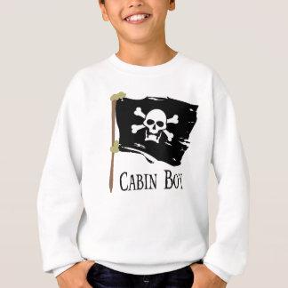 Sweatshirt Garçon de cabine de jolly roger