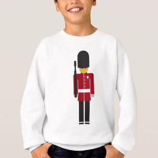 Sweatshirt Garde des Anglais