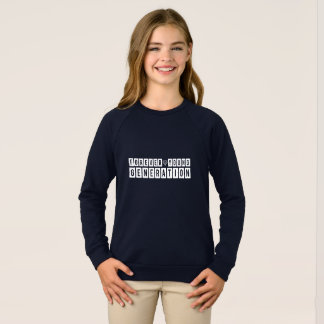 Sweatshirt Génération pour toujours jeune
