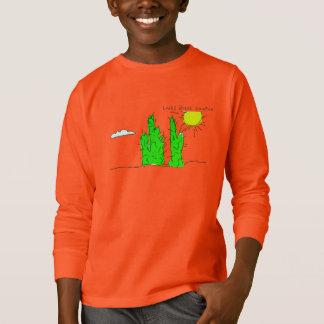 Sweatshirt génial de griffonnage vert chanceux de