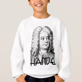 Sweatshirt George Frideric Handel