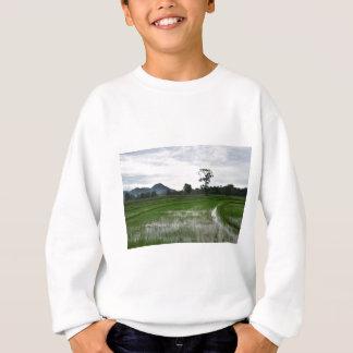 Sweatshirt Gisements de riz du Sri Lanka