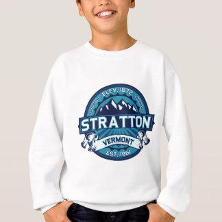 Sweatshirt Glace de logo de Stratton