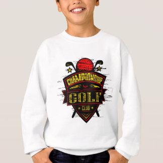Sweatshirt golf club