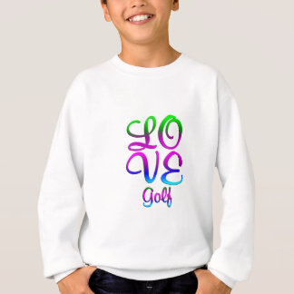 Sweatshirt Golf d'AMOUR