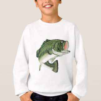 Sweatshirt Grande grande basse de bouche