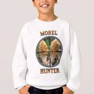 Sweatshirt Grande vitesse pour des chasseurs de champignon de