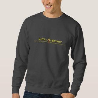 Sweatshirt Graphique avant et arrière unisexe sur la terre