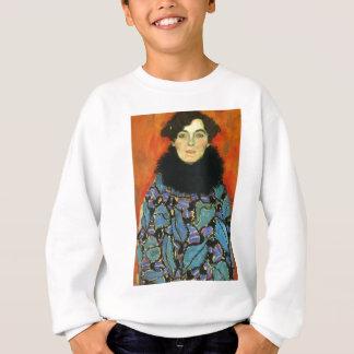 Sweatshirt Gustav Klimt - portrait de Johanna Staude