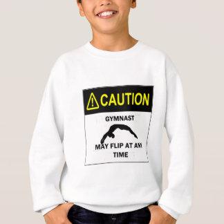 Sweatshirt Gymnaste de précaution