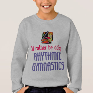 Sweatshirt Gymnaste rythmique plutôt