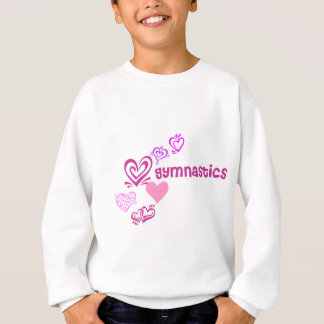 Sweatshirt Gymnastique d'amour
