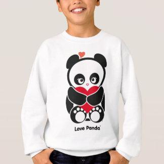 Sweatshirt Habillement de Panda® d'amour