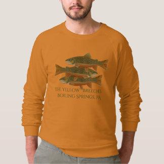 Sweatshirt Habillement de truite de ruisseau