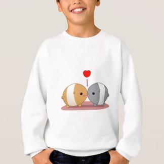 Sweatshirt hamsters dans l'amour