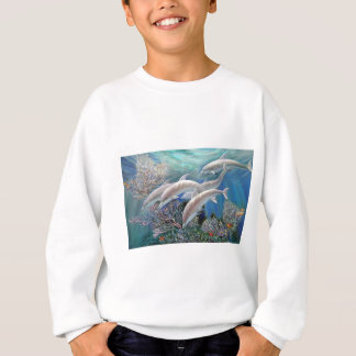 Sweatshirt Happy_Family_-_Dolphins_Are_Awesome.JPG