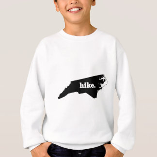 Sweatshirt Hausse la Caroline du Nord