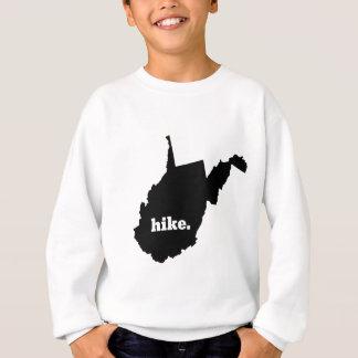 Sweatshirt Hausse la Virginie Occidentale