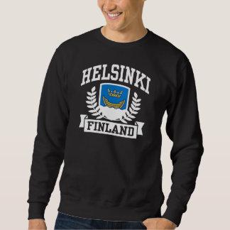 Sweatshirt Helsinki Finlande