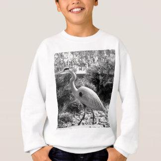 Sweatshirt héron