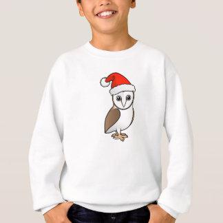 Sweatshirt Hibou de grange Père Noël