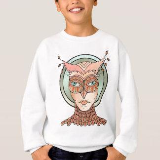 Sweatshirt Hibou de mascarade