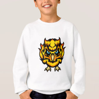 Sweatshirt Hibou du feu