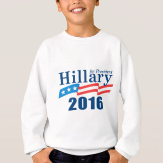 Sweatshirt Hillary Clinton 2016