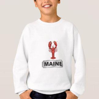 Sweatshirt Homard du Maine