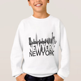 Sweatshirt Horizon de New York