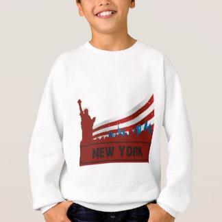 Sweatshirt Horizon de New York