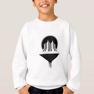 Sweatshirt Horizon de piano