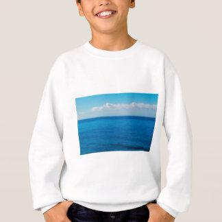 Sweatshirt horizon d'océan profond