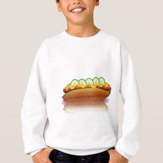 Sweatshirt hot-dog