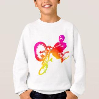 Sweatshirt I Love BMX