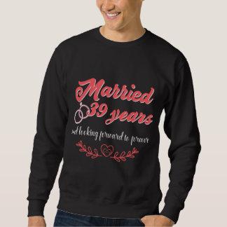 Sweatshirt Idées extraordinaires de cadeau. trente-neuvième
