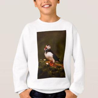 Sweatshirt Île animale d'Océan atlantique de faune d'oiseau