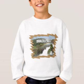 Sweatshirt Image d'exclusivité des chutes d'Iguaçu !