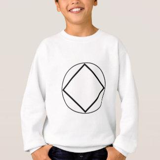 Sweatshirt Image du nombre 4 : le carré