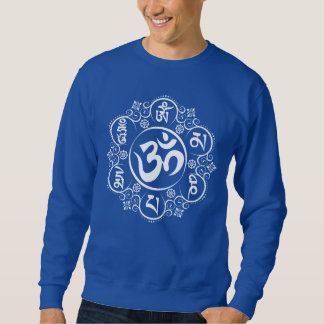 Sweatshirt Incantation bouddhiste de bourdonnement de l'OM