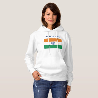 Sweatshirt indien de drapeau